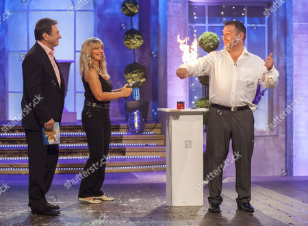 Editorial picture of 'The Alan Titchmarsh Show' TV Programme, London, Britain - 27 Sep 2012