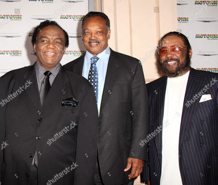 Lamont Dozier, Reverend Jesse Jackson, Brian Holland