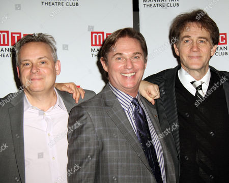 Doug Hughes, Richard Thomas, Boyd Gaines