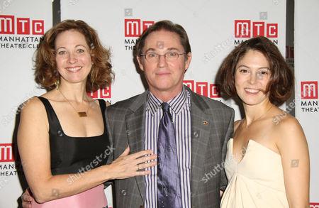 Stock Photo of Kathleen McNenny, Richard Thomas, Maite Alina