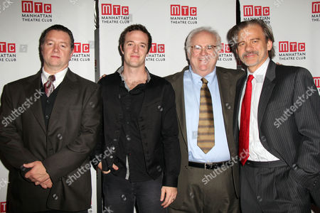 Editorial image of 'An Enemy of the People' play opening night, New York, America - 27 Sep 2012