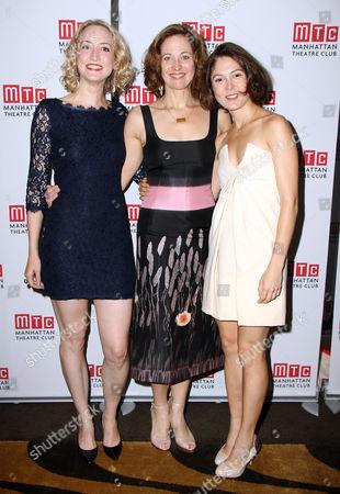 Victoria Frings, Kathleen McNenny, Maite Alina
