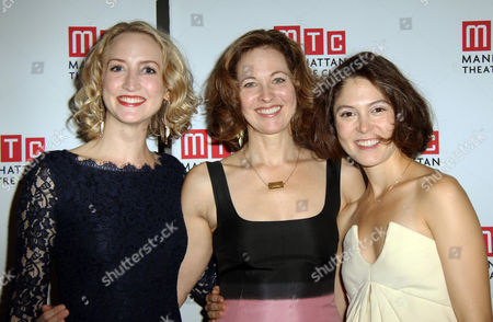Stock Image of Victoria Frings, Kathleen McNenny, Maite Alina