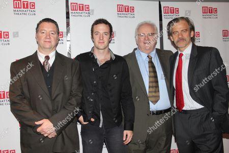 Stock Photo of Mike Boland, Andrew Hovelson, John Robert Tillotson and Ray Virta
