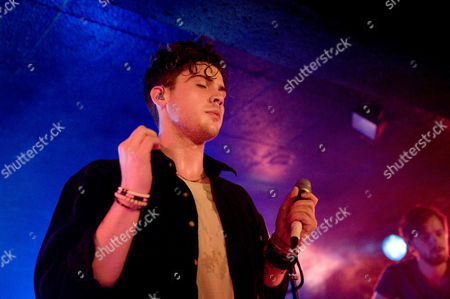 Stock Picture of Aiden Grimshaw