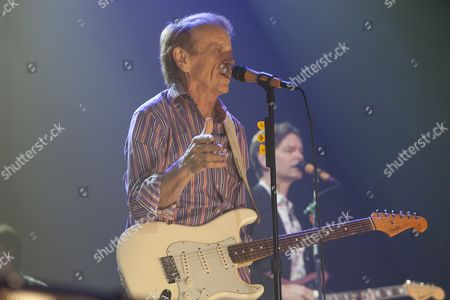 Al Jardine from the Beach Boys performs at Wembley Arena, L;ondon 28/09/12