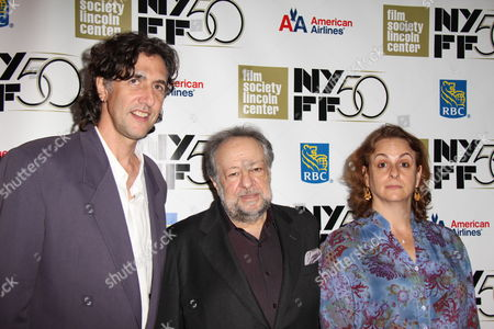 Alan Edelstein, Ricky Jay and Molly Bernstein