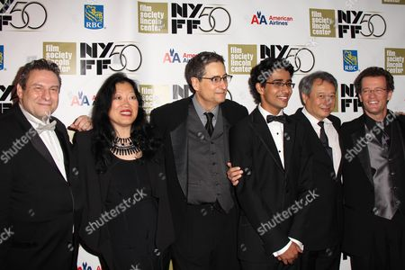 Editorial picture of 'Life of Pi' film premiere at the 50th Annual New York Film Festival, America - 28 Sep 2012