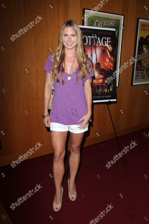 Editorial photo of 'The Cottage' film premiere, Los Angeles, America - 28 Sep 2012