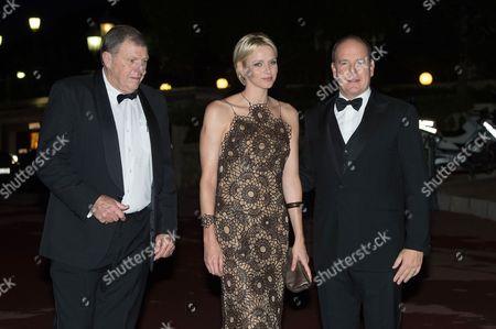 Editorial photo of 'South Africa Night' gala, Monte Carlo, Monaco - 29 Sep 2012