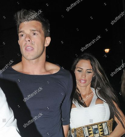 Katie Price and boyfriend Leandro Penna