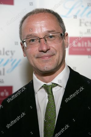 Editorial image of The Henley Literary Festival, Henley on Thames, Oxfordshire, Britain - 28 Sep 2012