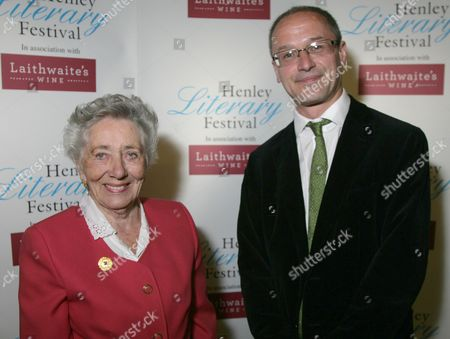 Editorial picture of The Henley Literary Festival, Henley on Thames, Oxfordshire, Britain - 28 Sep 2012