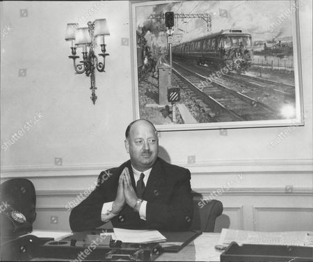 Richard Beeching (dead March 1985) British Transport Commission Chief.