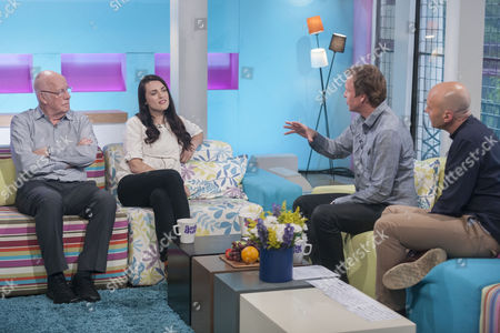 Editorial image of 'Sunday Brunch' TV Programme, London, Britain - 30 Sep 2012
