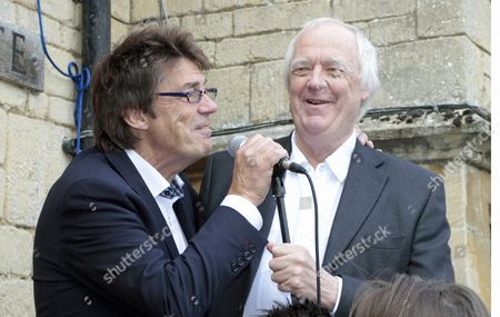 Mike Reid and Tim Rice