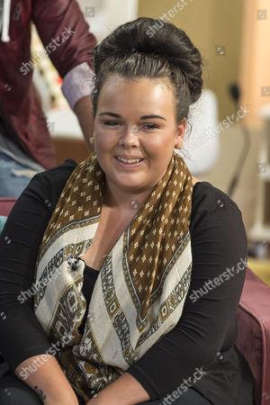 X Factor's Wild Cards : Amy Mottram