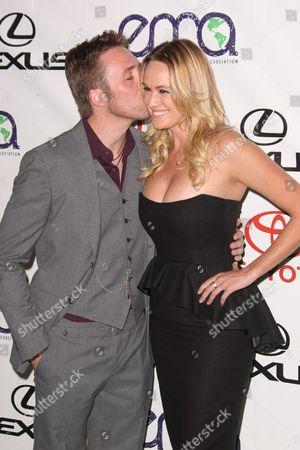 Editorial image of 2012 Environmental Media Awards, Los Angeles, America - 29 Sep 2012