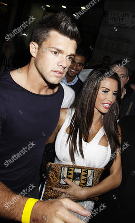 Leandro Penna and Katie Price