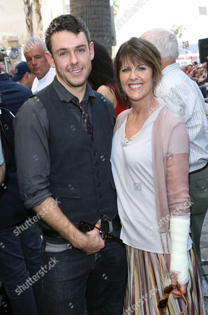 Shaun Harmon and Pam Dawber