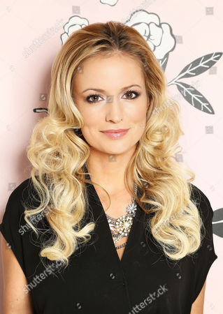 Editorial image of Emily Maynard of 'The Bachelorette' receives a makeover at Benefit Cosmetics, New York, America - Oct 2012