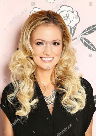 Stock Image of Emily Maynard