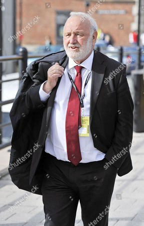 Frank Dobson. Labour Party Annual Conference At The Liverpool Arena.  26.9.11.