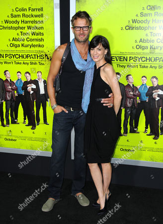 Johann Urb and Perrey Reeves