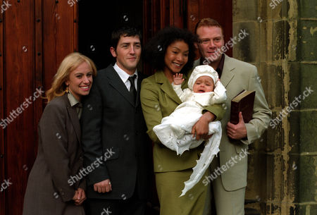 Kerrie Taylor as Beth Enright, Jason Done as Stephen Snow, Paulette Williams as Jacqui Richards and Thomas Craig as Simon Goddard