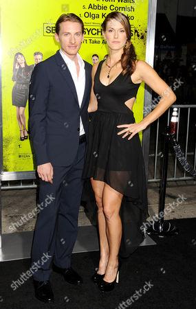 James Hebert and Abigail Carpenter
