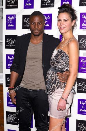 Leo Ihenacho and guest