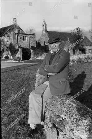 Editorial picture of Nigel Davenport Actor.