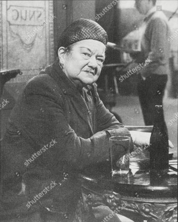 Editorial photo of Violet Carson Actress.