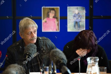 Editorial image of April Jones abduction press conference, Aberystwyth, Wales, Britain - 03 Oct 2012