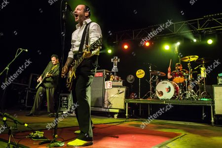Editorial picture of Reading Festival 2012 - Social Distortion