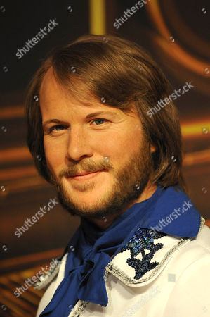 Editorial image of Abba waxworks unveiled at Madame Tussauds, London, Britain - 04 Oct 2012