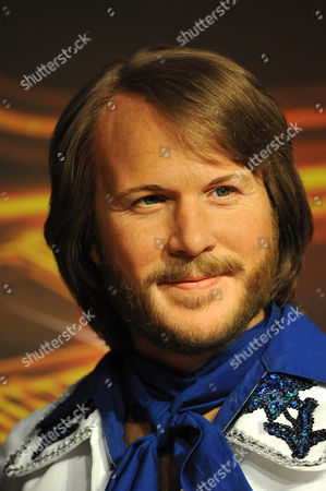 Editorial photo of Abba waxworks unveiled at Madame Tussauds, London, Britain - 04 Oct 2012
