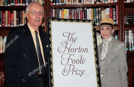 Stock Picture of Roger Horchow and Mimi Kilgore