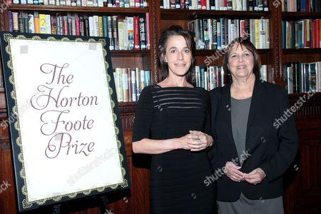Naomi Wallace and Barbara Howard