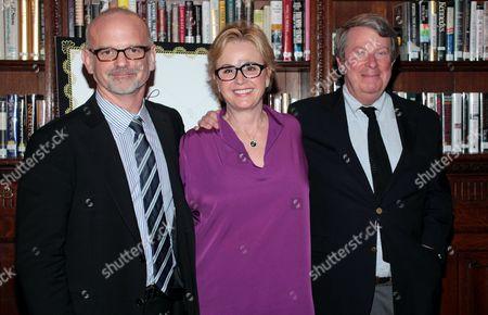 Michael Wilson, Mari Marchbanks and Andre Bishop
