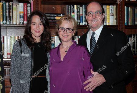 Natalie Marchbanks, Mari Marchbanks and Greg Marchbanks
