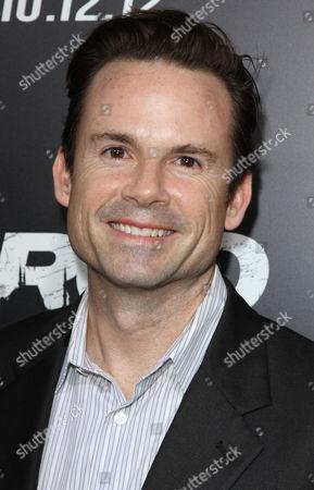 Stock Image of Matt Nolan