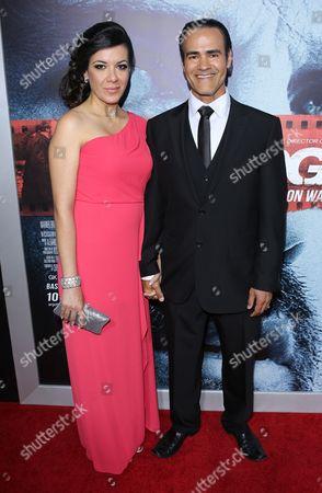 Mahsa Hadjiaghai and Ali Saam