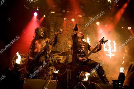 Editorial photo of Metal Hammer Golden Gods Awards 2012 - Watain