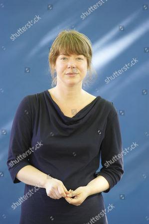 Stock Picture of Jen Hadfield