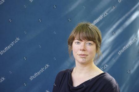Stock Image of Jen Hadfield