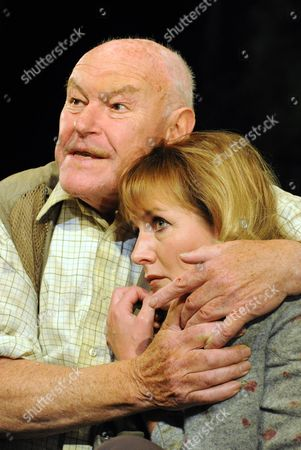 'The Handyman' - Timothy West as Roman and Caroline Langrishe as Cressida