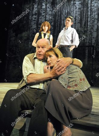 'The Handyman' - Carolyn Backhouse as Marian, Adrian Lukis as Julian, Timothy West as Roman and Caroline Langrishe as Cressida