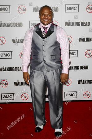 Editorial picture of 'The Walking Dead' Season 3 TV Series premiere, Los Angeles, America - 04 Oct 2012