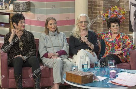 Editorial photo of 'This Morning' TV Programme, London, Britain - 05 Oct 2012